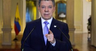Colombian-President