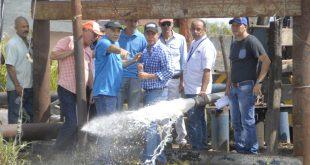 Alianza con sector productivo para mejorar servicio de agua en Lara