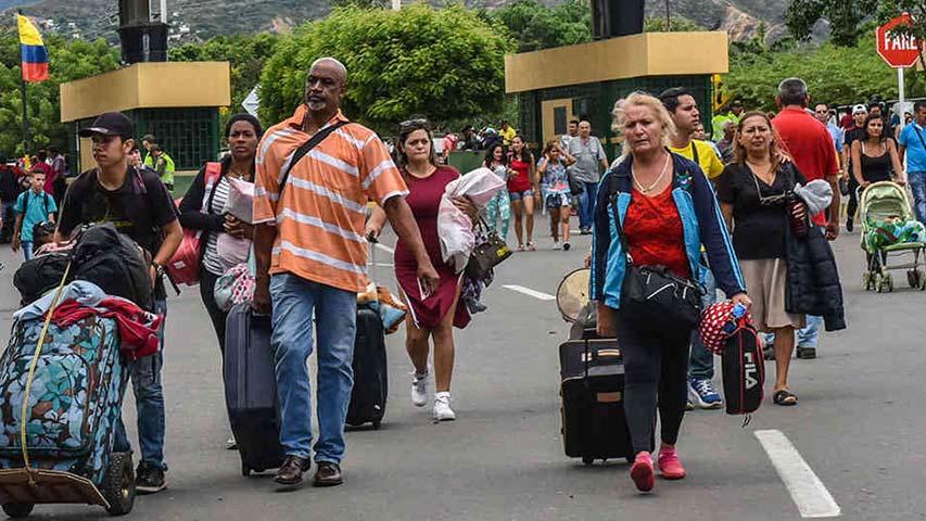 Cúcuta abre primer Centro de Atención Transitoria para migrantes venezolanos