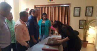 Oposición inscribió candidatos al Consejo Legislativo en Lara