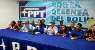 PPT pide enjuiciar a diputados opositores por traición a la patria