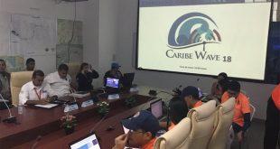 Más de 200 especialistas participan en simulacro de tsunami 2018