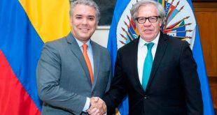Duque buscará alianzas para reafirmar denuncias sobre Venezuela ante la CPI