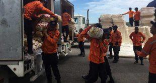 Más de 28 toneladas de insumos llegaron este viernes al estado Amazonas
