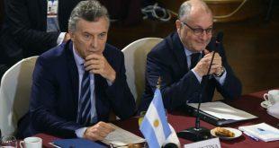 macri y ministro