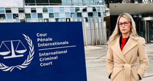 soranib hernandez de defendini en corte penal internacional