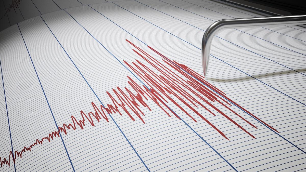 sismo de magnitud 5,4 en Mérida y Trujill