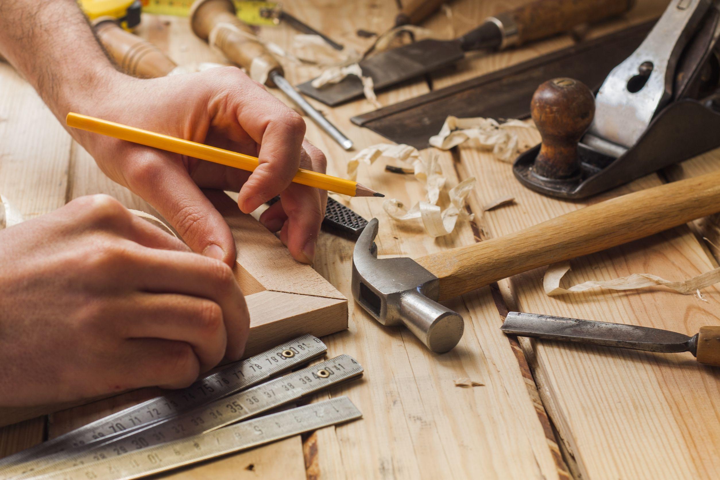 JD Ene Todo lo que necesitas saber para montar un taller de carpintería en casa
