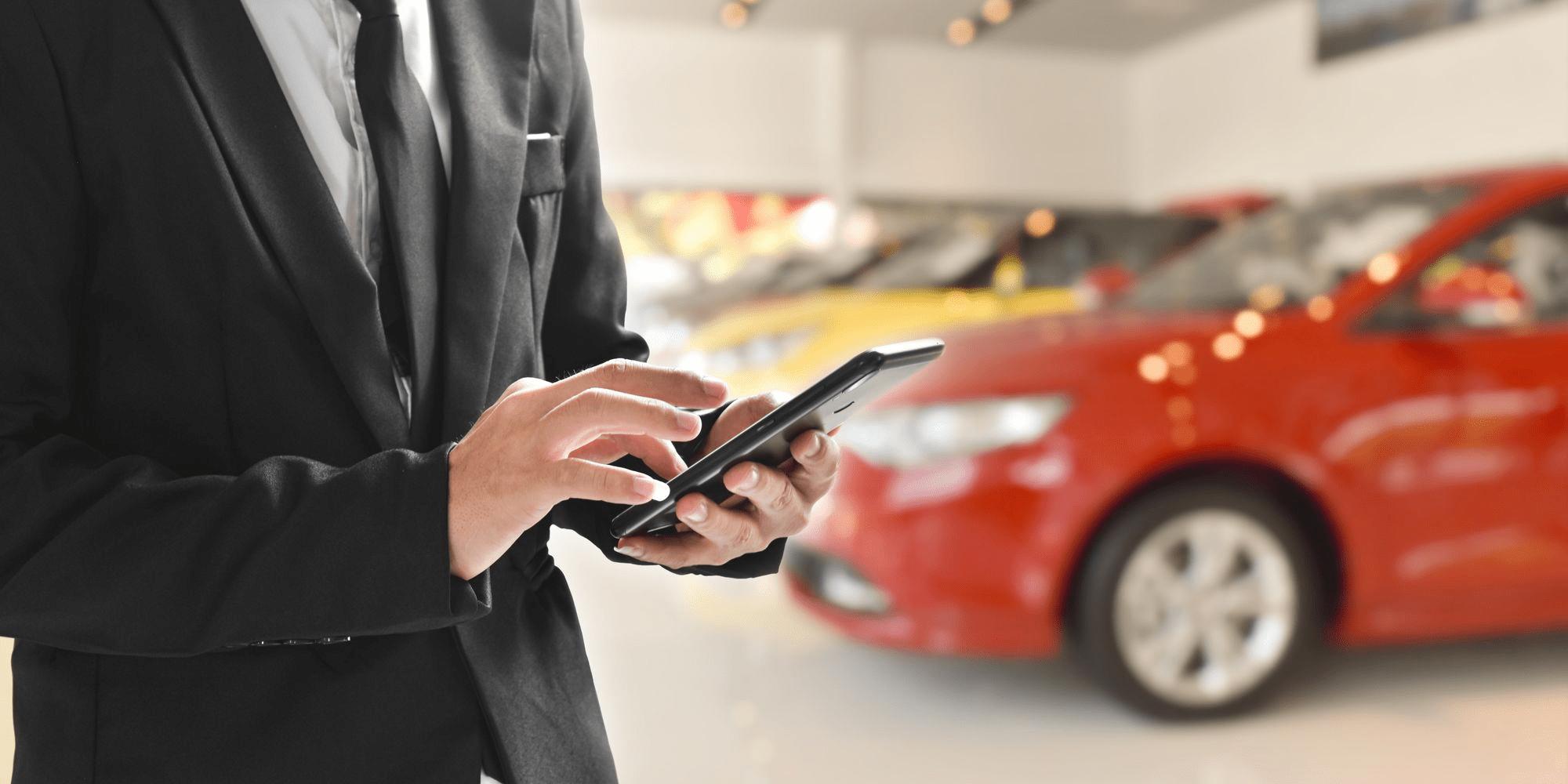 JD Ventas de autos por internet