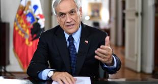 Sebastián Piñera - Presidente de Chile / Foto: Archivo