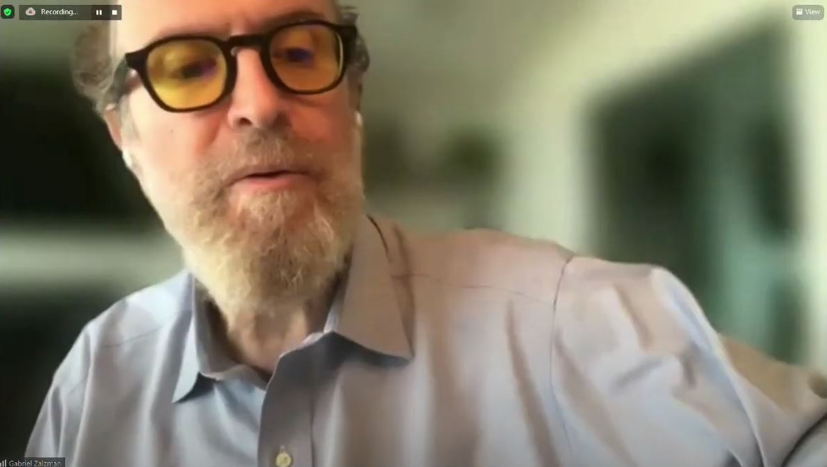 Gabriel Zalzman - Asamblea de Fedecámaras
