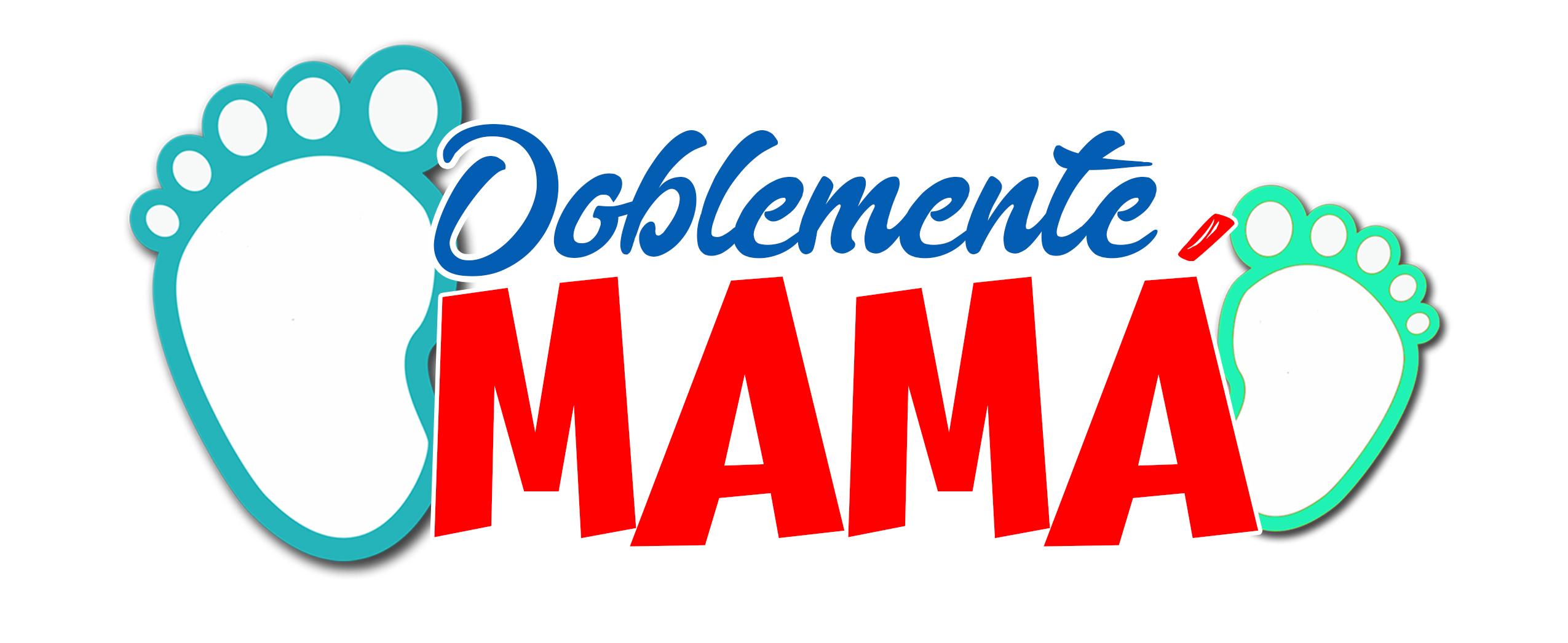LOGO - DOBLEMENTE MAMA